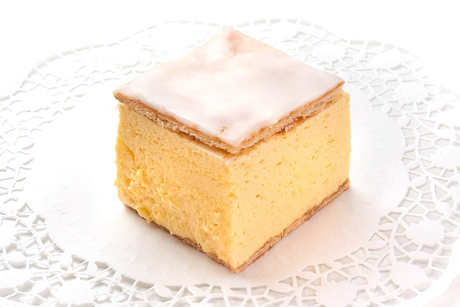 Vanillecremetorte
